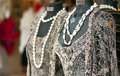Burano lace Royalty Free Stock Photo