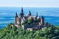 Burg Hohenzollern German European Castle Architecture Ancient De