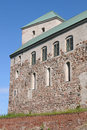 Burg Turku Stock Photography