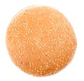 Burger Bun Royalty Free Stock Photo