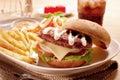 Burger Set