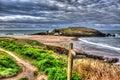 Burgh Island Devon England Uk ...