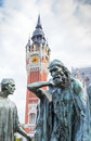 The Burghers Of Calais (Les Bo...