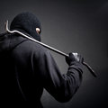 Burglar Royalty Free Stock Photo