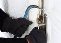 Burglar alarm Royalty Free Stock Photo