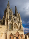 Burgos Cathedral Stock Photos