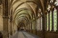 Burgos Cathedral Cloisters - Burgos - Spain Royalty Free Stock Photo