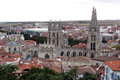 Burgos view Royalty Free Stock Photo
