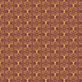Burgundy and gold foil background. Royalty Free Stock Photo