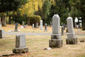 Burial site Royalty Free Stock Photo