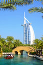Burj al Arab in Dubai, UAE Royalty Free Stock Photo