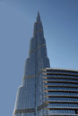 Burj Khalifa Royalty Free Stock Images