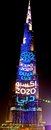 Burj Khalifa, Dubai Royalty Free Stock Photo