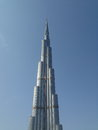 Burj khalifa dubai uae january in dubai united arab emirates Stock Photo