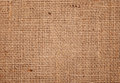 Burlap fabric background texture Royalty Free Stock Photos