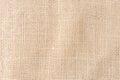 Burlap sack, hemp texture background pattern Royalty Free Stock Photo