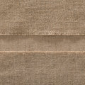 Burlap Seamless Fabric Edge Background, Strip Sack Cloth Frame Royalty Free Stock Photo