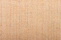 Burlap textured background brown with white and brown thread Stock Photos