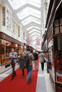 Burlington Arcade, London Royalty Free Stock Images