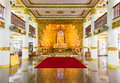 Burmese Temple, Singapore Royalty Free Stock Photo