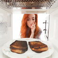 Burned toasts Royalty Free Stock Photography