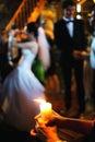 Ardor vela boda