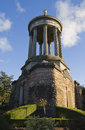 Burns Monument, Alloway Royalty Free Stock Photo