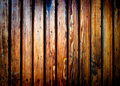 Burnt wooden plank Royalty Free Stock Photo