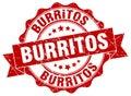Burritos seal