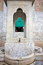 Bursa Grand Mosque Royalty Free Stock Image