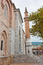 Bursa Grand Mosque Stock Photography