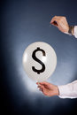 Bursting The Financial Bubble