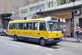 Bus service in Macao Royalty Free Stock Images