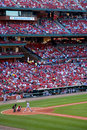 Busch Stadium St Louis Cardinals Royalty Free Stock Image