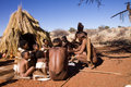 Bushmen Stock Photo