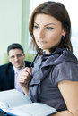 Business assistant Stock Images