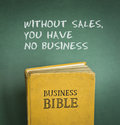 Business Bible rules Royalty Free Stock Images