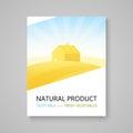 Business Card for Farm