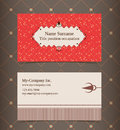 Business card layout editable design template eps vector transparencies used Royalty Free Stock Photos