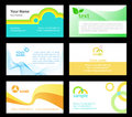 Business-cards-1 Royalty Free Stock Photography