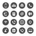 Business concept investment people process global graph icon collection Royalty Free Stock Photo