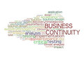 Business Continuity Planning Royalty Free Stock Photo