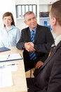 Business deal Royalty Free Stock Images