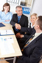 Business deal Royalty Free Stock Photos