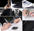 Stock Photo Business in details