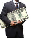 Business dollar Royalty Free Stock Image