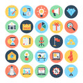 Business & Finance Vector Icons 2 Royalty Free Stock Photo