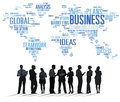 Business Global World Plans Or...
