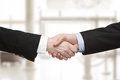Business handshake close up of Stock Images