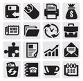Business icon Royalty Free Stock Images